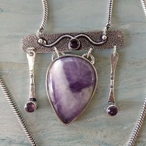 Jewelry - Beautiful necklace choose your stone !